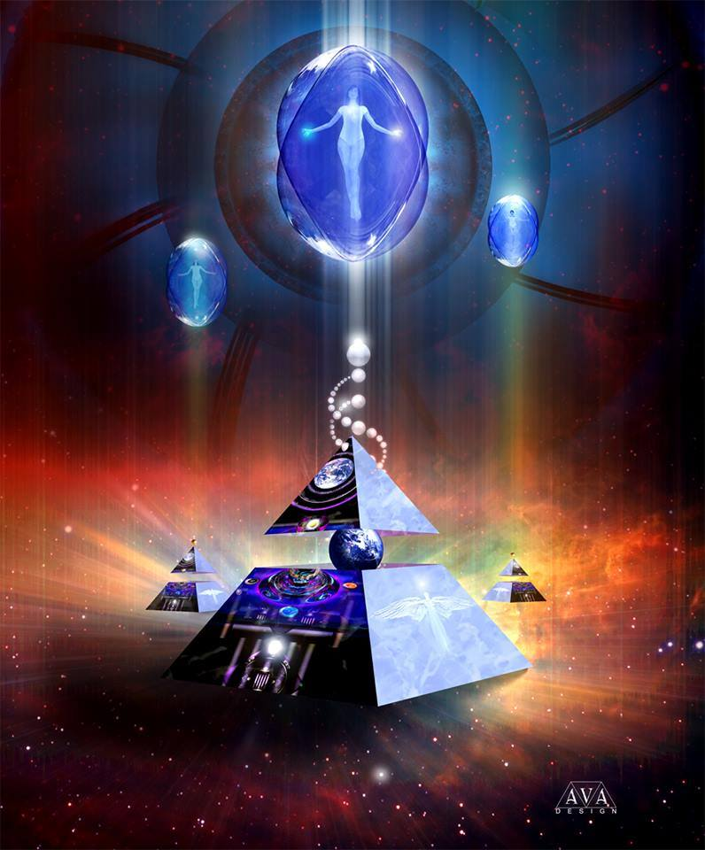 The New Cosmic Portal opening up and immense new wave of cosmic changes is upon us....